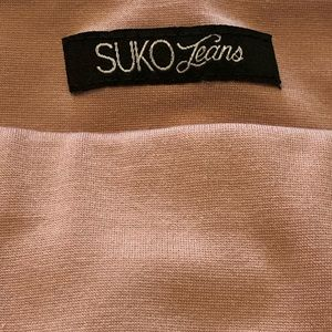 """🔥 SUKO Jeans """"Capris"""" Muted Soft Pink 🔥"""